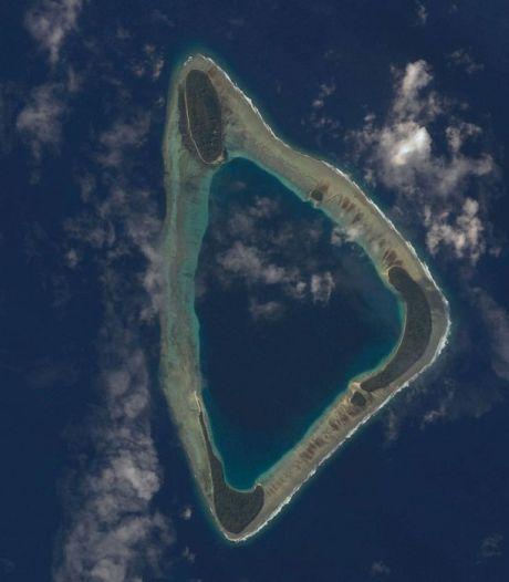 Vermiste vissers overleven 42 dagen op Stille Oceaan: bootje aangespoeld op minuscuul koraaleiland