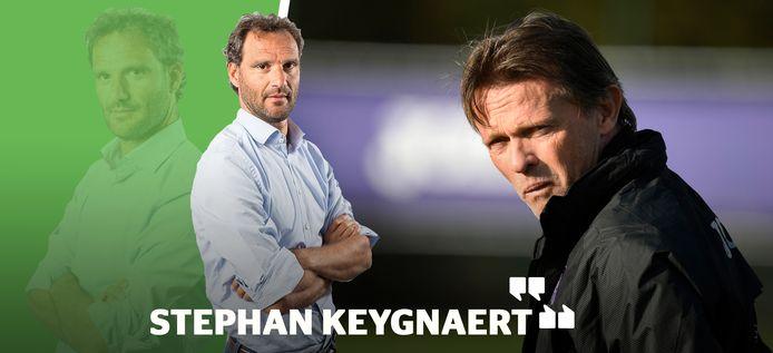 Onze chef voetbal over de evenwichtsoefening van Vercauteren.