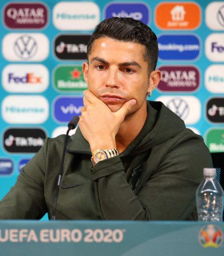 """Rébellion de Ronaldo et Pogba contre des sponsors: """"Bien sûr qu'il y a de l'hypocrisie"""""""