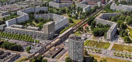 Peuter gewond geraakt bij schietpartij Amsterdam door een verdwaalde kogel