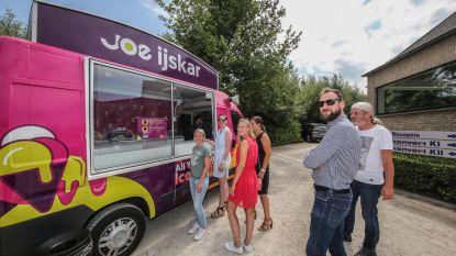 Werknemers Konvert likken Joe-ijsjes