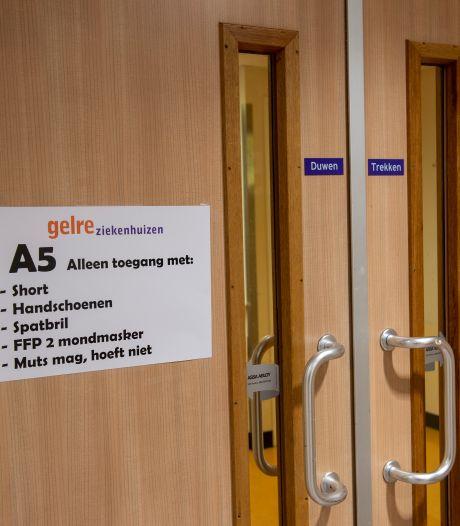 Druk op regionale ziekenhuizen neemt toe door stijgende coronacijfers