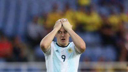 Gaich (20) op weg naar Club Brugge: Argentijn legt morgen medische testen af