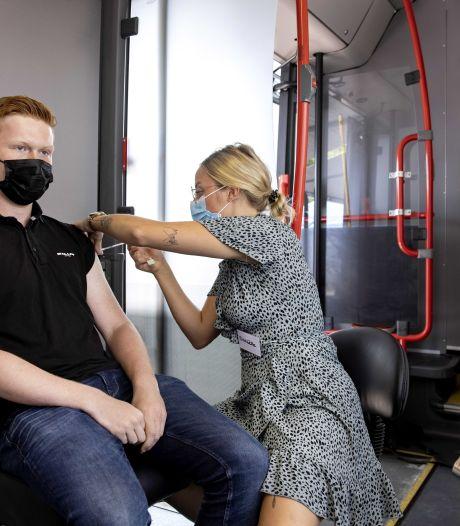 Op deze locatie in Nijkerk kunnen mensen zich binnenkort zonder afspraak laten vaccineren