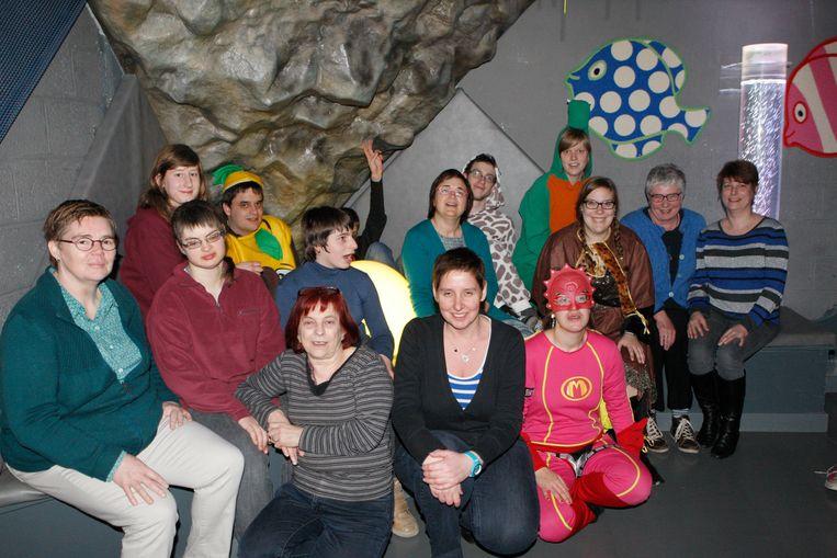Bij Het Balanske zijn 250 vrijwilligers actief.