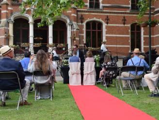 Gemeente zoekt naar alternatieve trouwlocaties in openlucht