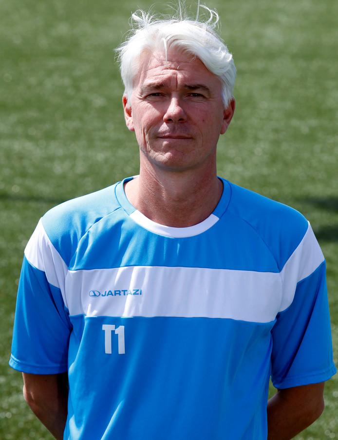 Jannes Tant, trainer van Hoek