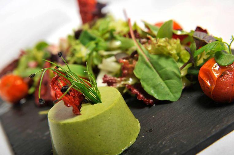 De Vegetarische Restaurantweek is weer van start gegaan. Beeld Facebook