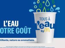 """""""La plus grosse arnaque du siècle"""": McDonald's critiqué pour son gobelet d'eau vendu 1,70 euro"""
