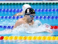 Kamminga zwemt naar tweede prachtige zilver medaille
