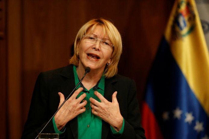De Venezolaanse procureur-generaal Luisa Ortega spreekt van een misdrijf.