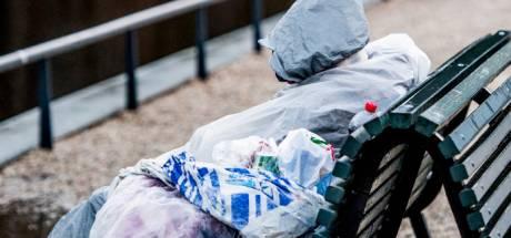 Aantal dakloze vluchtelingen 'schrikbarend toegenomen'