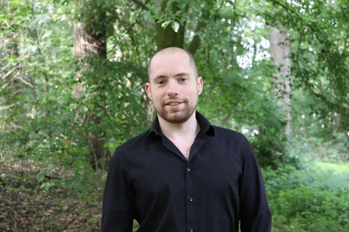 """Rik Ceulen werkt als criminoloog voor de gemeente Tilburg. ,,De samenleving heeft iets te leren als het gaat om begrip voor verkeersslachtoffers en nabestaanden."""""""