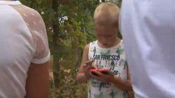 Op dit zomerkamp voor jongeren staan smartphones centraal