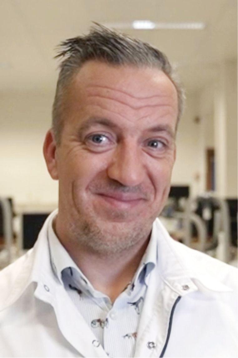 Björn Heindryckx: 'Wie een kind wil krijgen, wil ik helpen. Ik vind dat je daar heel ver in mag gaan, als het veilig is.' Beeld