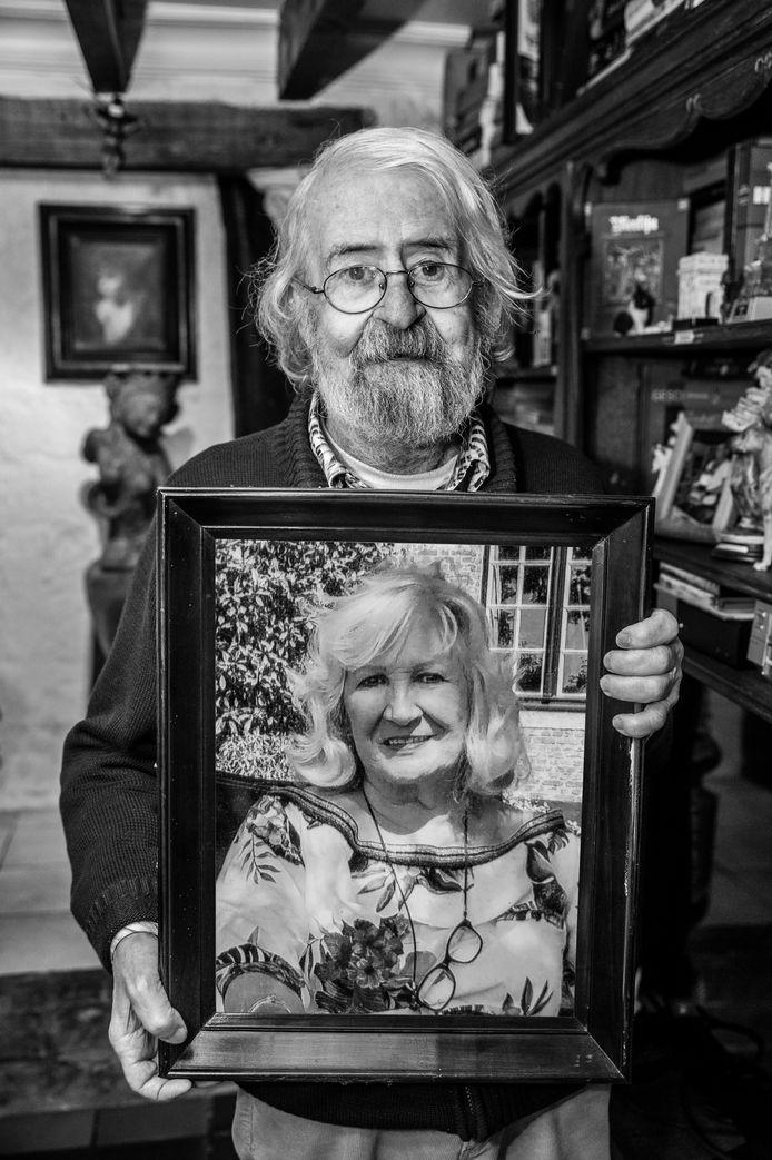 In augustus 2018 moest Bertrand Dejonckheere afscheid nemen van zijn vrouw Monique Vantomme.