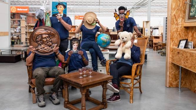 Kringloopwinkel Meetjesland viert feest: gratis kledingadvies en interieurtips