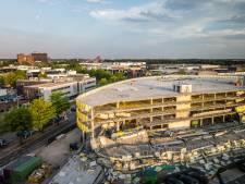 Eindhoven Airport laat TNO onderzoek doen naar instorten parkeergarage