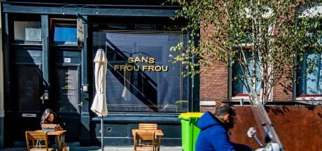 Sans Frou Frou is superleuk, maar ga hier alsjeblieft niet eten