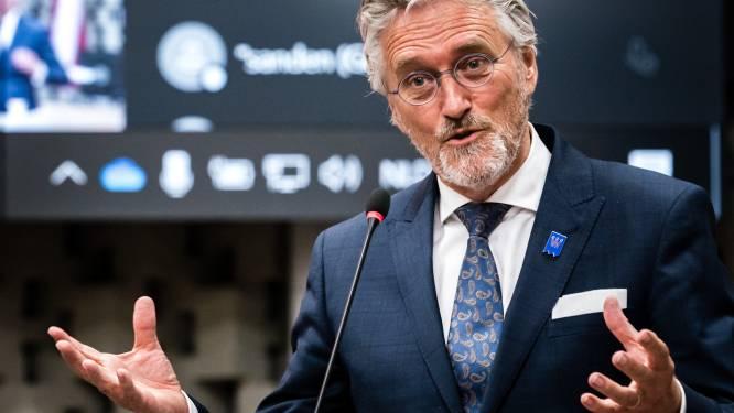 Burgemeester Jorritsma klaagt over buschauffeurs die toeteren als hij de busbaan in Eindhoven gebruikt