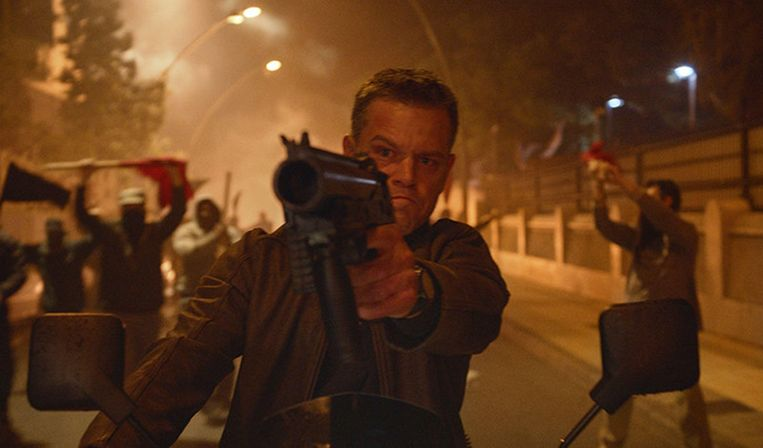 'The Bourne Ultimatum' (2007) Beeld Alamy Stock Photo