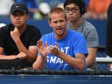 Kristof Vliegen lance son académie de tennis au Thermae Merchtem
