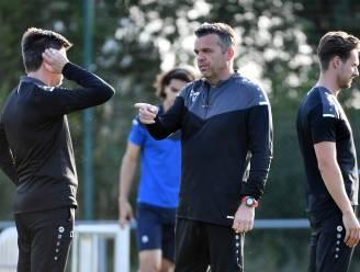 """Interimcoach Tom Verhoeven en Rupel Boom trekken na woelige week richting Knokke: """"Beschikbaar als T1 zolang het nodig is"""""""