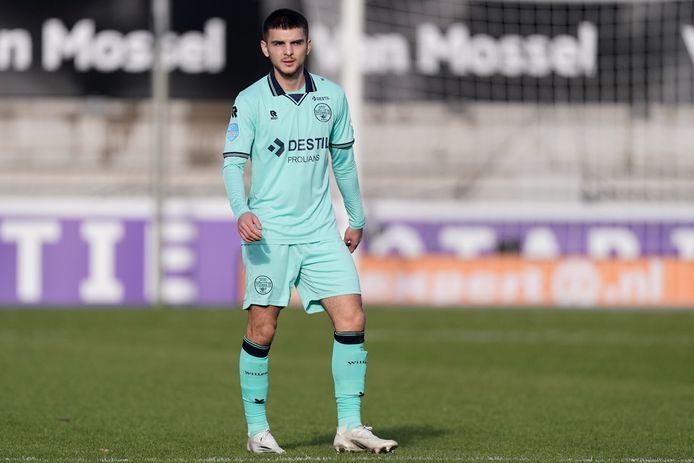 Lindon Selahi wordt tot het einde van dit seizoen door Willem II gehuurd van FC Twente. Er ligt een optie tot koop.