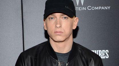 Eminem is tien jaar nuchter