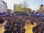 Koningsdag Eindhoven: Rustig? Ik dreun mijn bed uit!