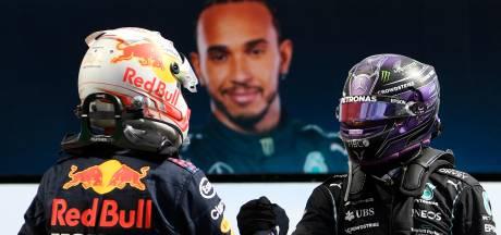 Hoe de tweekamp tussen Verstappen en Hamilton deze week nog smeuïger werd
