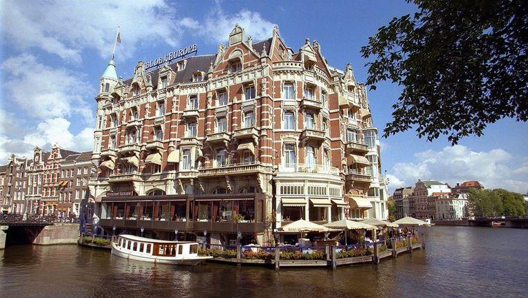 Hotel de l'Europe in Amsterdam/Archiefbeeld Beeld anp