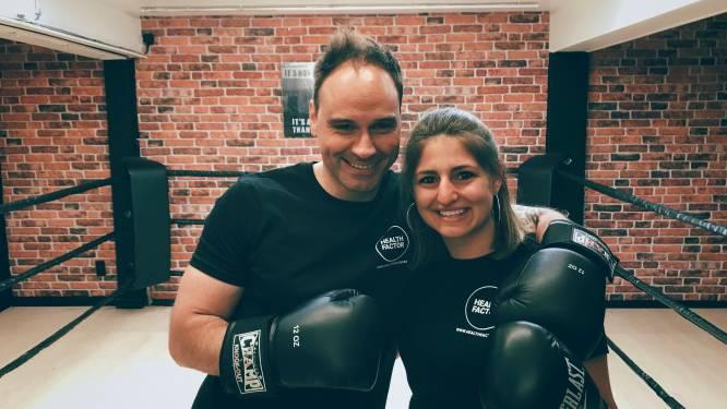 """Healthfactor heropent met grotere boksclub: """"Boksen is een uitlaatklep en goed voor je zelfvertrouwen"""""""