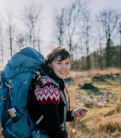 Paulien (28) reist bijna gratis: kamperen in de tuin en werken in ruil voor overnachting