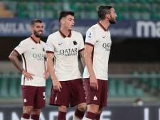 AS Roma stelt teleur in Verona
