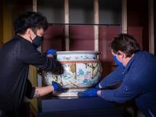 Museum Prinsenhof Delft weer open met 'Jingdezhen. 1000 jaar porselein'