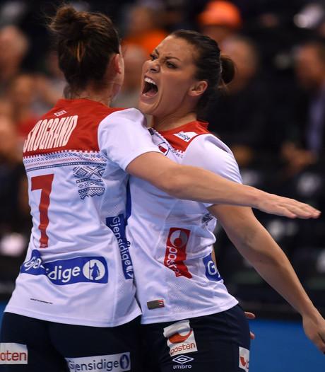 Nora Mørk: Ik dacht dat het closer zou zijn met Nederland