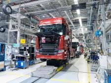 Vrachtwagenbouwer Scania heeft chips alweer bijna op: minder productie in Meppel en Zwolle