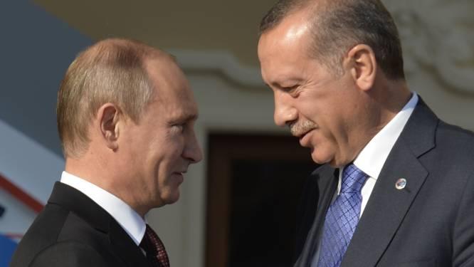 Poutine reçoit Erdogan après des mois de froid diplomatique
