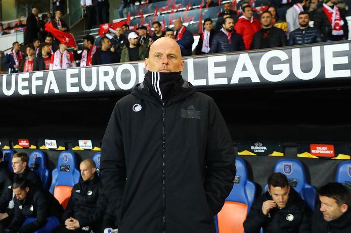 Coach Stale Solbakken vond het onverantwoord dat hij met FC Kopenhagen moest spelen in de Europa League.