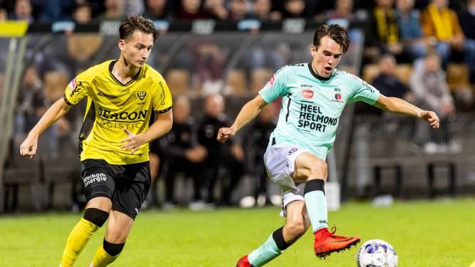 Helmond Sport met 'kansenkoning' en vertrouwen naar Telstar: 'Moeilijke en zware wedstrijd'