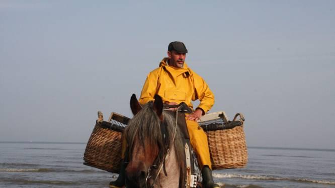 Paardenvisser Johan, die plots overleed op terugweg van zee, krijgt zaterdag zijn laatste eerbetoon