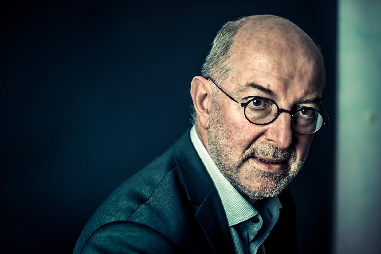 Epidemioloog Pierre Van Damme:   Beeld Geert Van de Velde