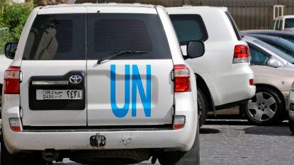 """""""Rusland en Syrië belemmeren OPCW-onderzoek in Douma"""""""