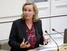 "Liesbeth Homans: ""Zware spaarpot? Dan geen sociale woning"""