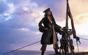 Johnny Depp als Jack Sparrow.
