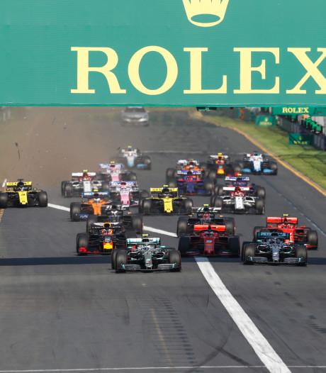 Hoe laat worden de Grands Prix verreden?