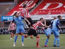 Sparta mag na remise tegen FC Utrecht blijven dromen van Europa
