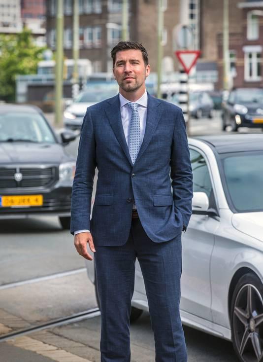 Wethouder Robert van Asten