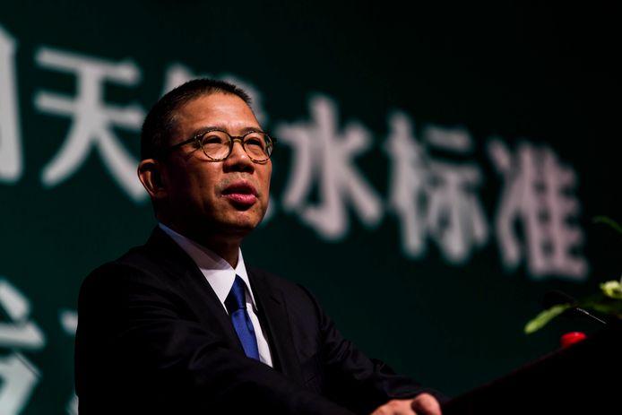 Zhong Shanshan, rijkste Chinees